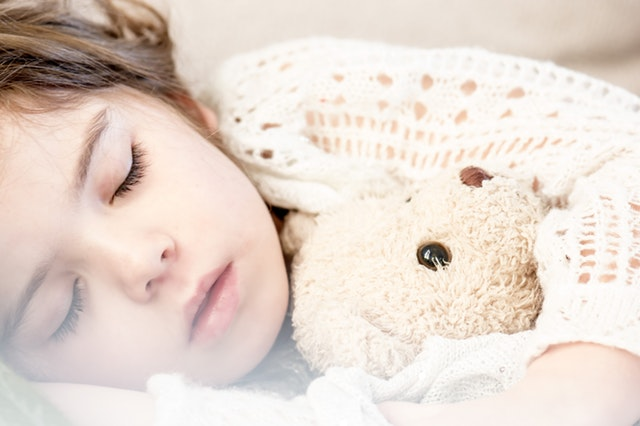 Thing to do to help a toddler sleep better