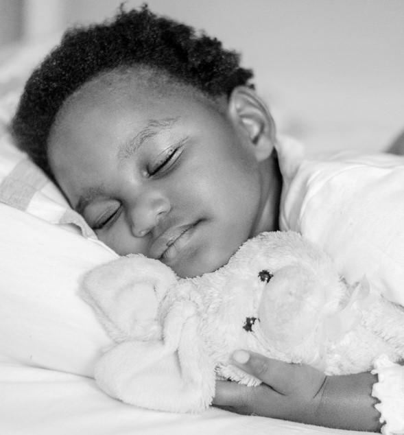 sleep training process